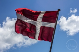 """Taken in the Harbor during the DIS amazing race, the Danish flag is represented as the peoples flag."" -Ryan Wakat"