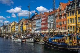 Photo of Nyhavn taken by Ryan Wakat