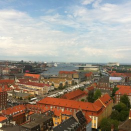 """#Denmark is seriously so gorgeous!!!"" -Lucy Campbell"