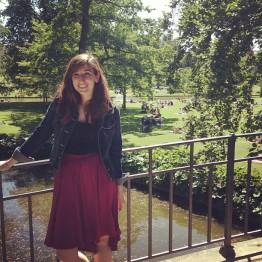 Frederiksberg Garden, photo taken by Danielle Pulli