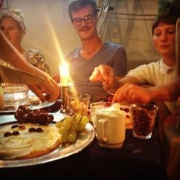 Kimberley Thomas_Hygge_Dinner