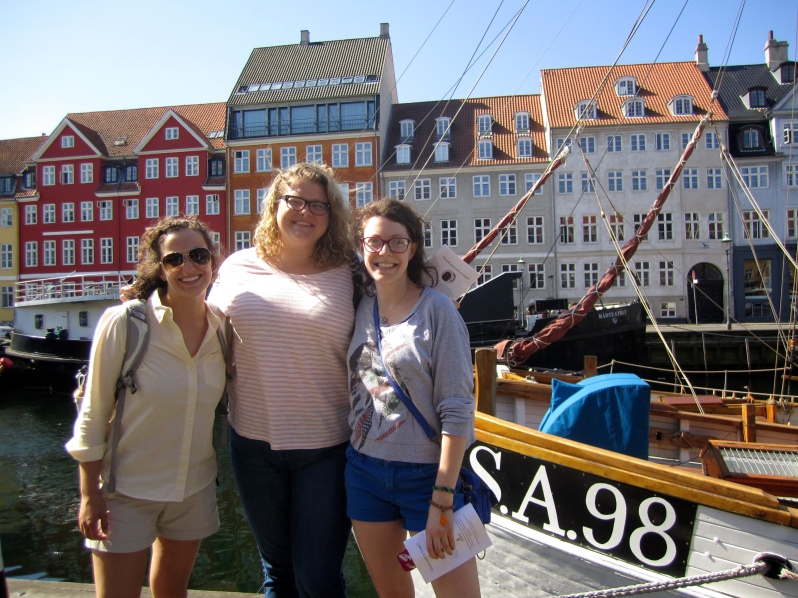 New Friends at Nyhavn