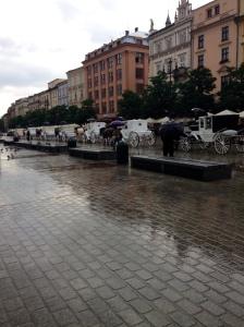 Beautiful Krakow!