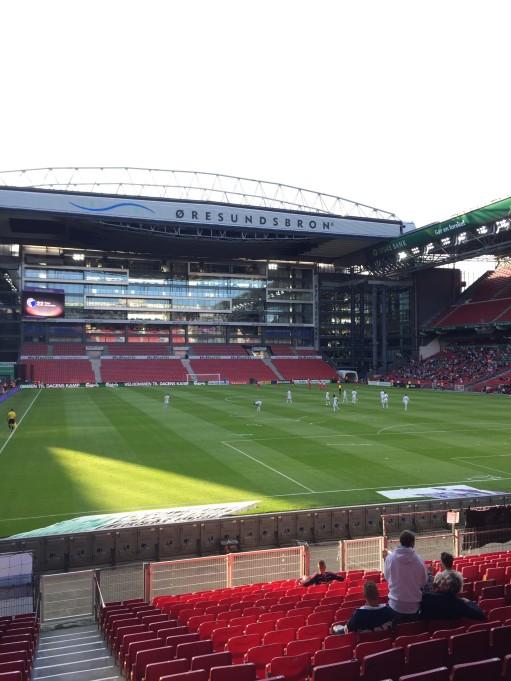 F.C. København game