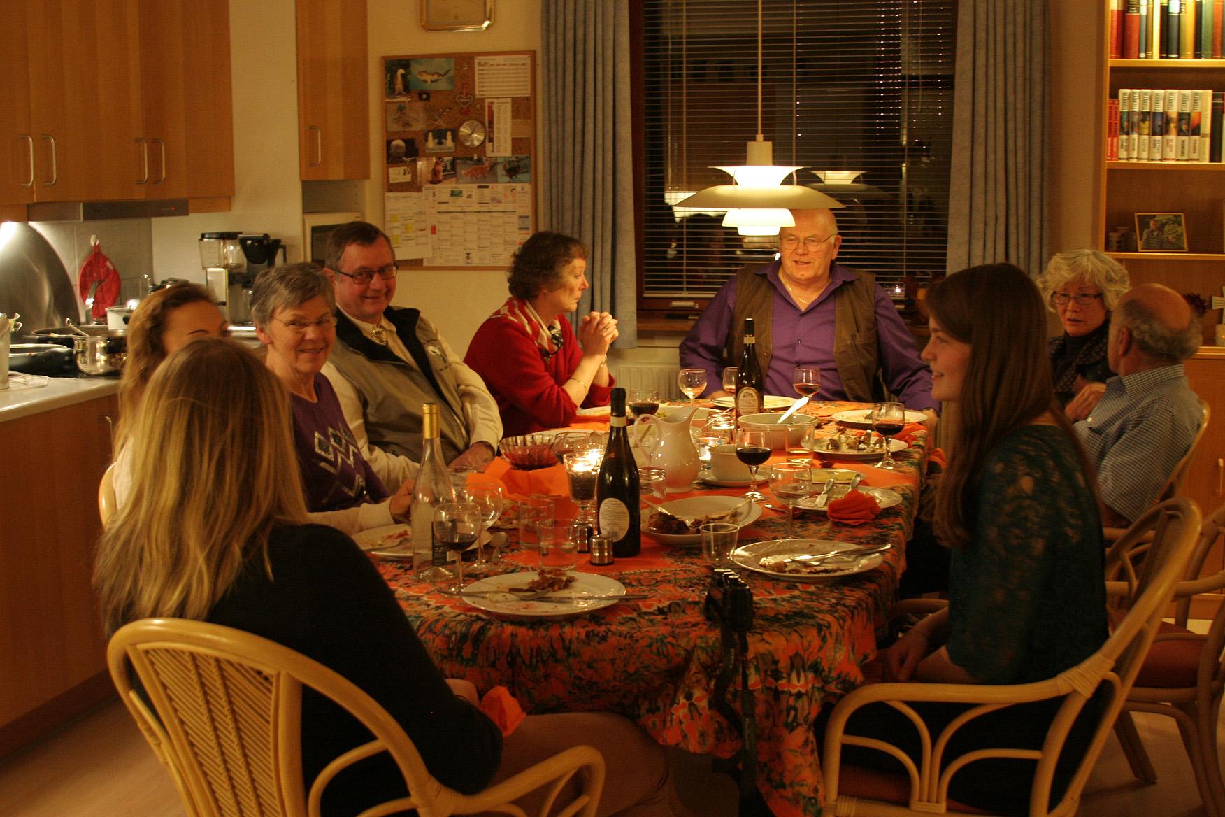 Ways Of Conversing Thanksgiving