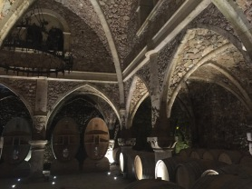 A wine cave. enough said