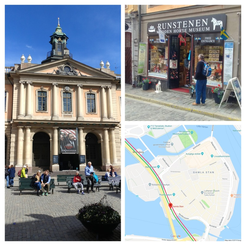 An Afternoon in Gamla Stan: Stockholm's Old Town – DISCOVER STUDY on